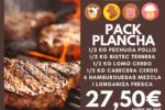 Pack de Carnes para Plancha