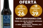 Cerveza LA Beer Ainsa PIVO (Pack 12)