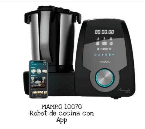 Oferta Robot de Cocina Cecotec MAMBO 10070