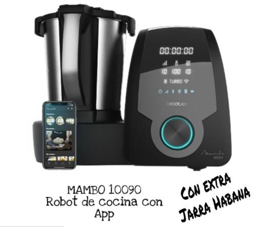 Oferta Robot de Cocina Cecotec MAMBO 10090
