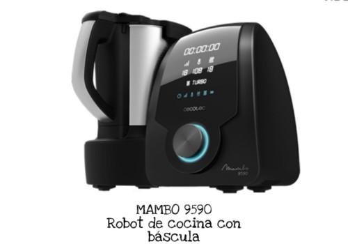 Oferta Robot de Cocina Cecotec