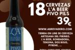 Cerveza LA Beer Ainsa PIVO (Pack 18)